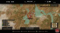 grandmaster armorer location toussaint