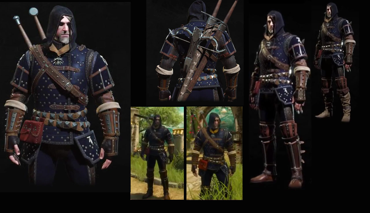 Witcher  Where Craft Grandmaster