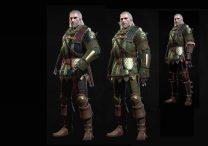 grandmaster griffin armor witcher 3 blood wine
