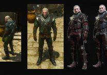 grandmaster wolf armor witcher 3 blood wine dlc