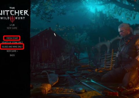 how to start witcher 3 blood wine dlc quest