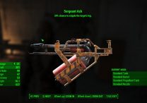 new unique weapons far harbor fallout 4