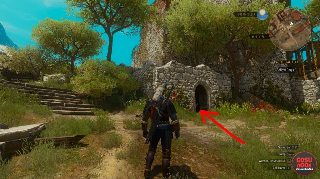 The Witcher 3: Blood and Wine ? Tesham Mutna Armor Guide