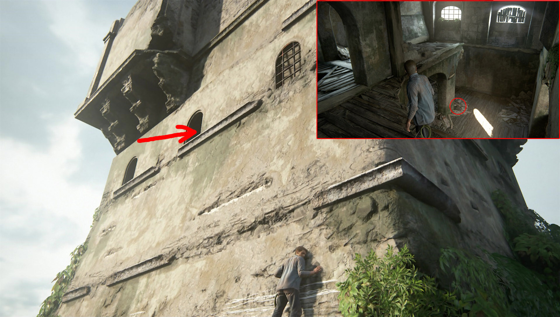 uncharted 4 collectible locations chapter 2