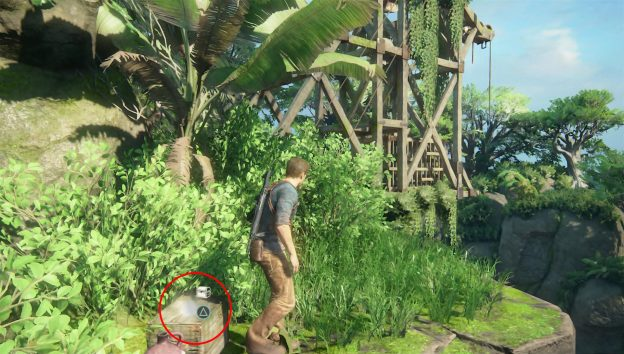 uncharted 4 for better or worse collectible locations