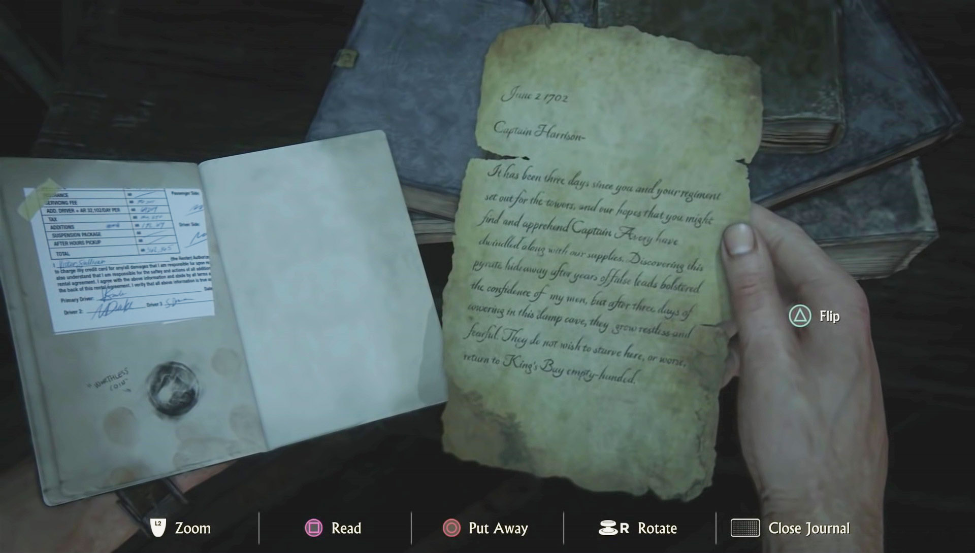 Megarainbowdash2000 S Journal: Journal Notes Locations In Uncharted 4