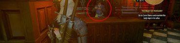 witcher 3 blood and wine grandmaster armorer blacksmith