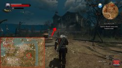 corvo bianco trophy location witcher 3