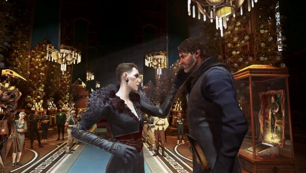 dishonored 2 gameplay trailer e3 2016