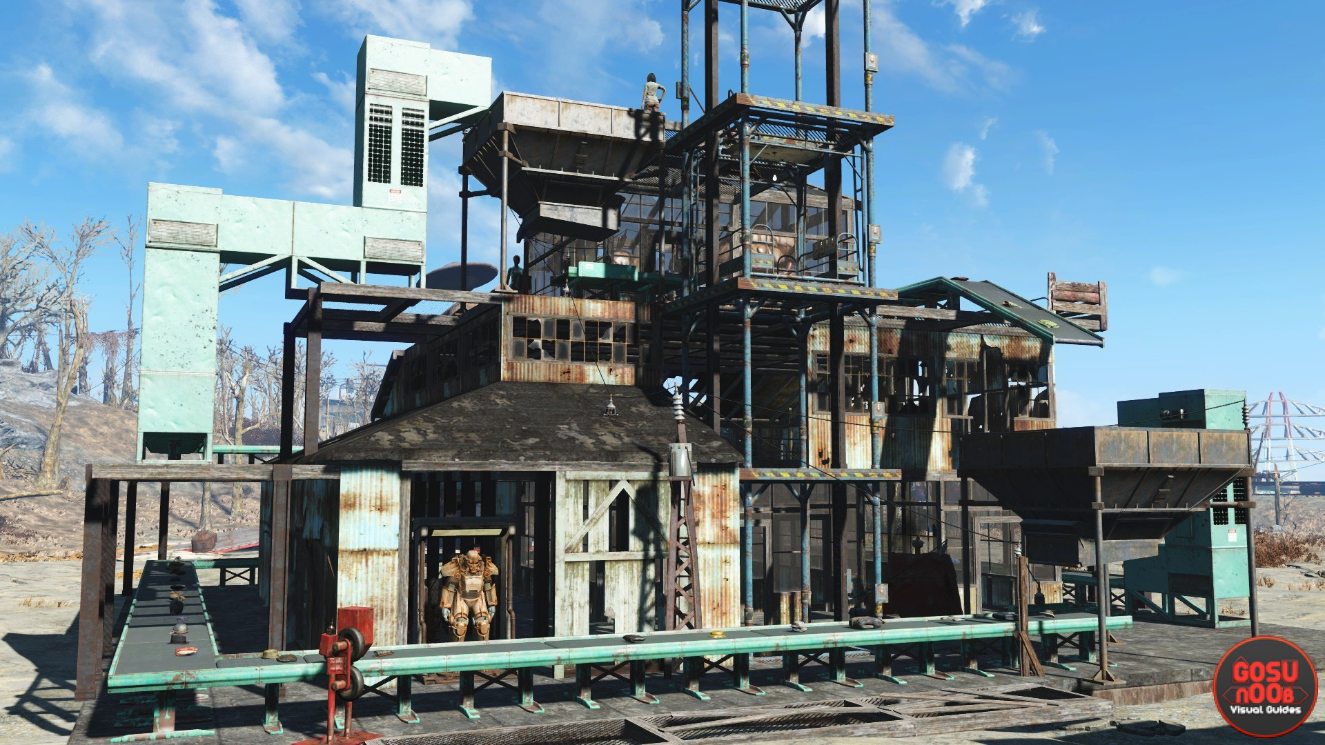fallout 4 contraptions workshop dlc released. Black Bedroom Furniture Sets. Home Design Ideas