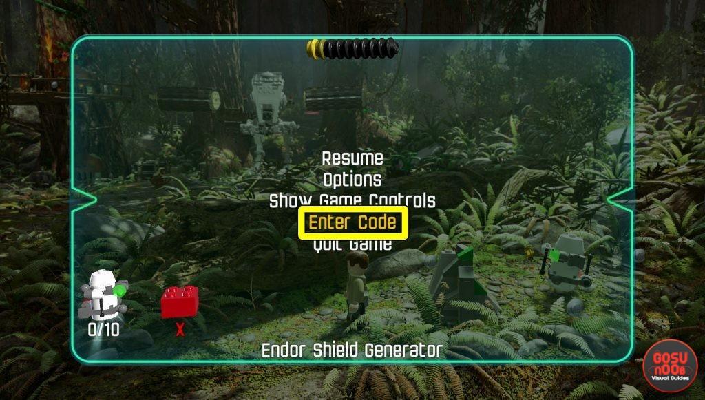 Lego SW Force Awakens Cheat Codes