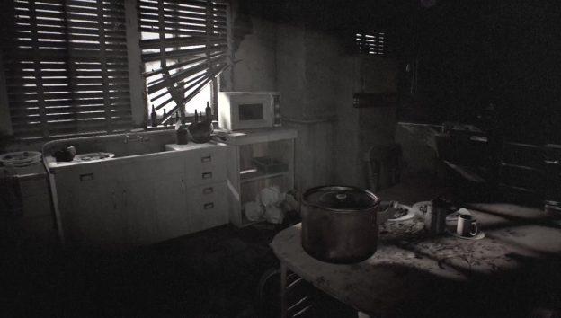 resident evil 7 trailer e3 2016