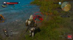 toussaint steel sword diagram location witcher 3