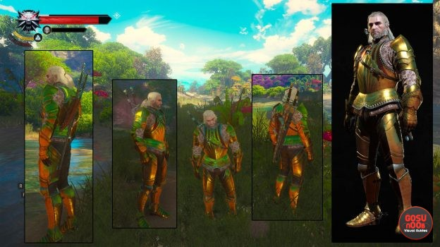 Tossaint Witcher Where To Get Paintings