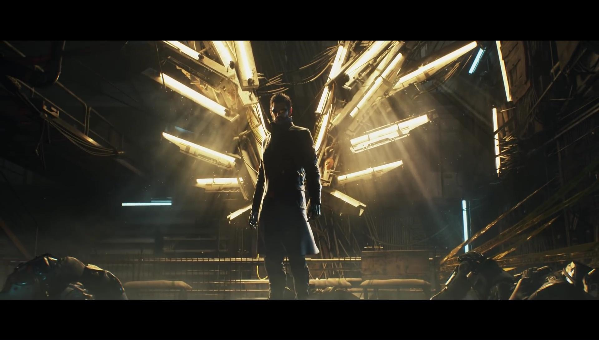 Deus Ex: Human Revolution - Wikipedia