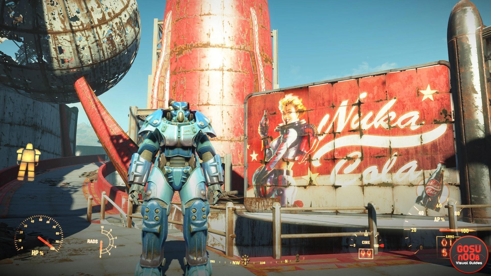 new nuka world power armor sets fallout 4