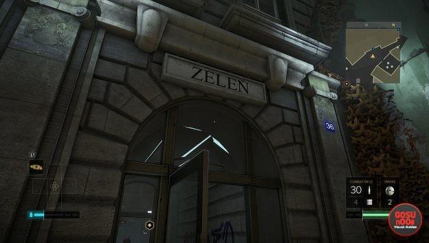 zelen apartments prague deus ex mankind divided