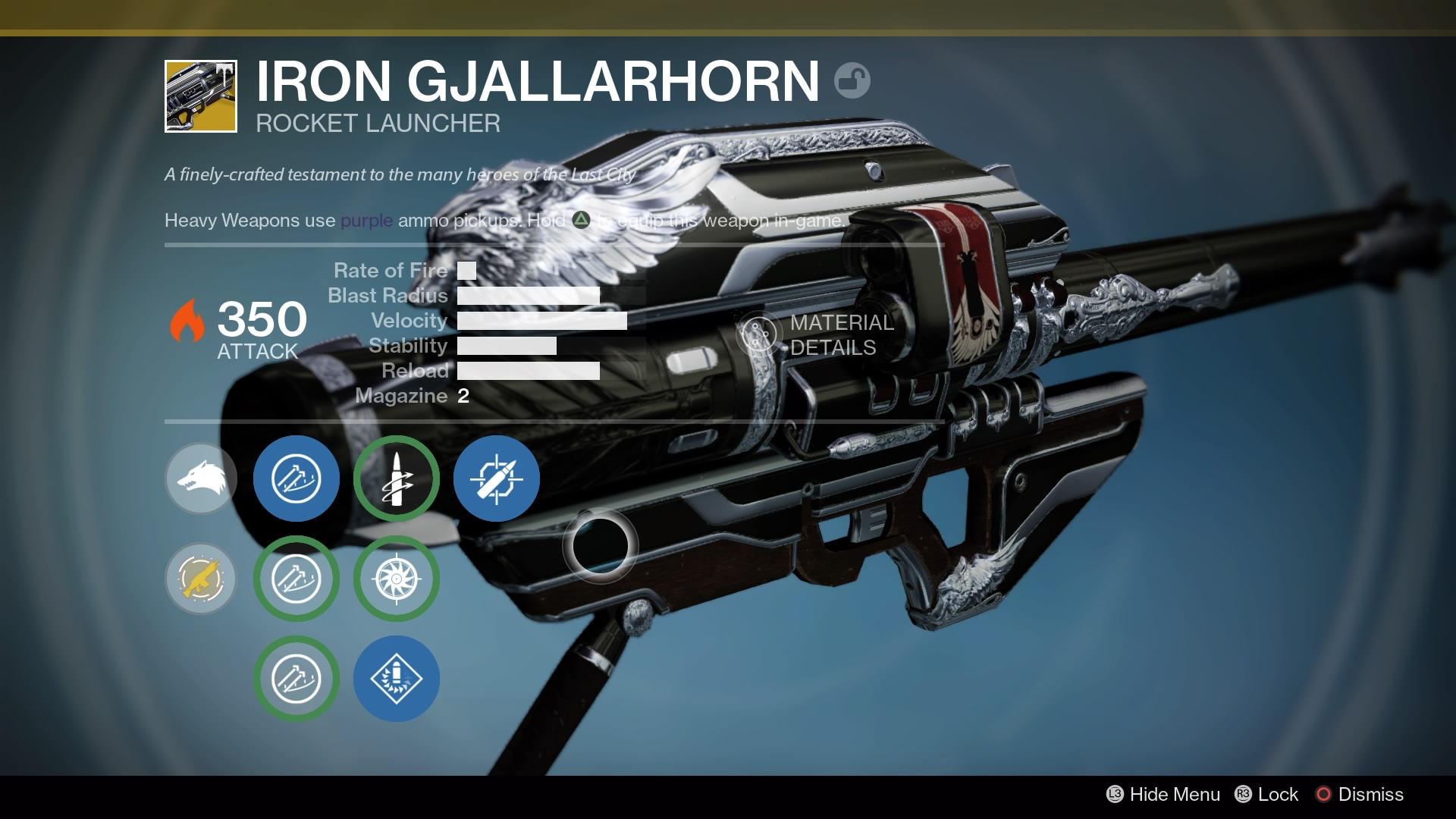 Destiny Rise Of Iron Wallpaper Download Free Stunning: Iron Gjallarhorn Exotic Quest Guide- Destiny Rise Of Iron