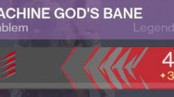 machine god raid emblem