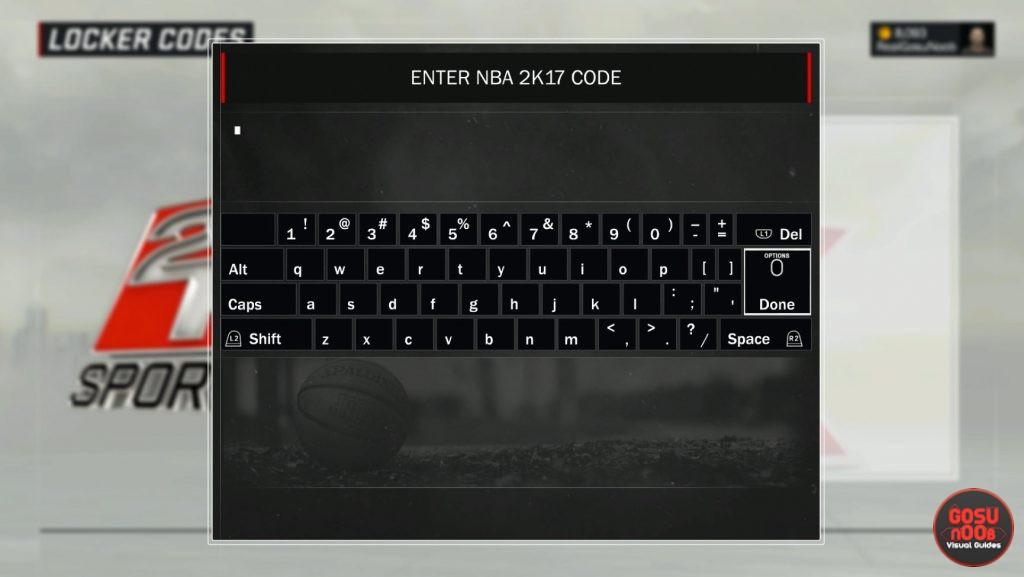 nba 2k17 locker code redeem
