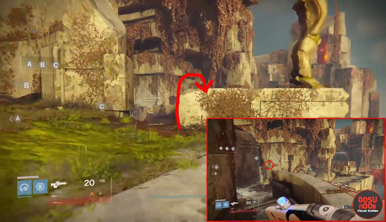 In rise of iron dead ghost crucible locations previous next