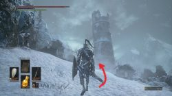 Captain's Ashes Location Ashes of Ariandel Dark Souls 3