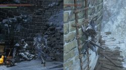 Captain's Ashes Location Ashes of Ariandel DLC Dark Souls 3