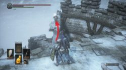 Captain's Ashes Location DLC Ashes of Ariandel Dark Souls 3