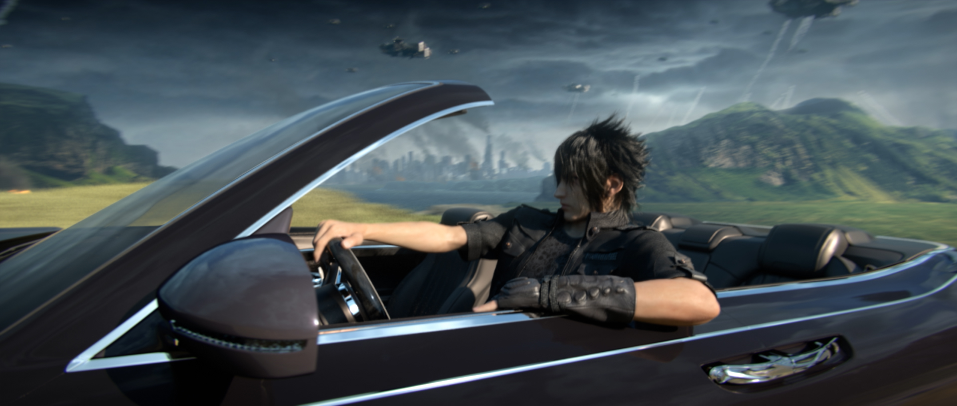 final fantasy xv might be getting more character dlcs
