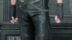 Prompto Kingsglaive Garb No Jacket Outfit FFXV