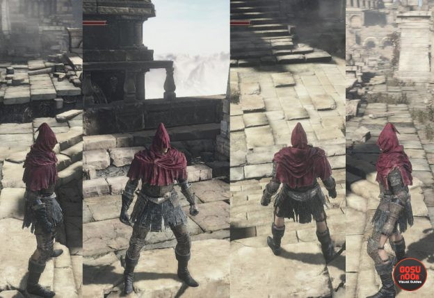 Slave Knight Armor Dark Souls 3 Ashes of Ariandel