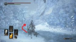Snap Freeze Location Dark Souls 3 Ashes of Ariandel DLC