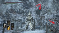 Snowy Mountain Pass Dark Souls 3 Ashes of Ariandel