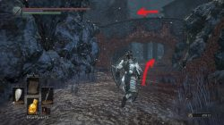 Snowy Mountain Pass Dark Souls 3 DLC Ashes of Ariandel