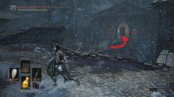 Snowy Mountain Pass DLC Dark Souls 3 Ashes of Ariandel