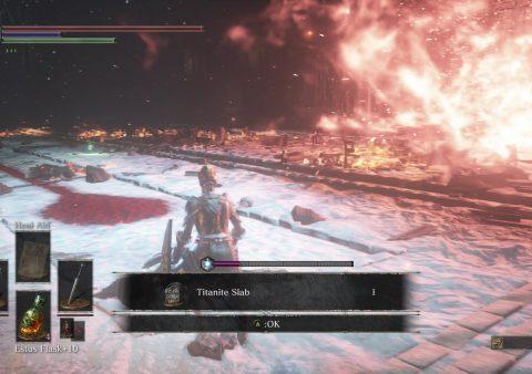 ashes of ariandel titanite slab locations