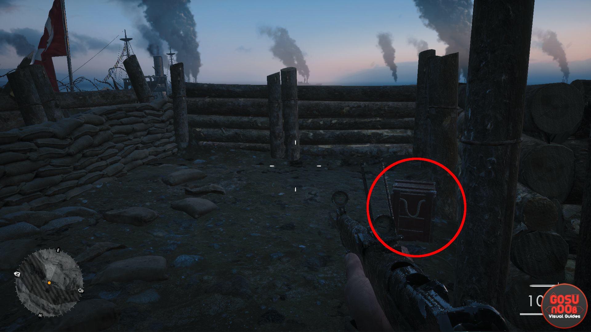 Battlefield 1 - All Field Manual Locations | Tips | Prima ...