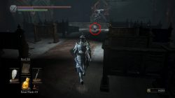 dark souls 3 ashes of ariandel new miracle location