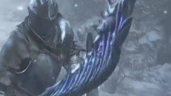 dks3 ariandel sword fin