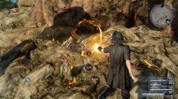 final fantasy fire magic xv