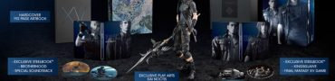 final fantasy xv preorder bonus editions