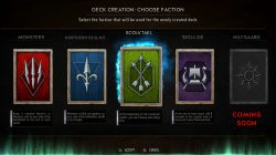 gwent tips factions classes