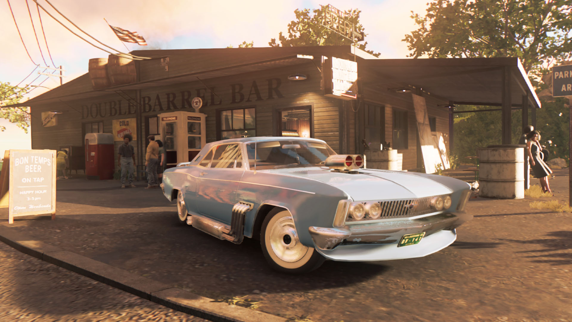 Car Customization Mafia 3