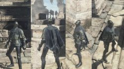 vilhelm's armor set ashes of ariandel