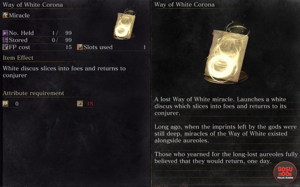 way of white corona ashes of ariandel