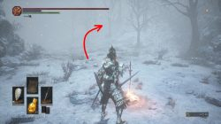 where to find frozen weapon sorcery dks3 dlc