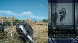 Absorb Shield Final Fantasy XV