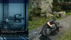 Auto Crossbow Weapon FFXV