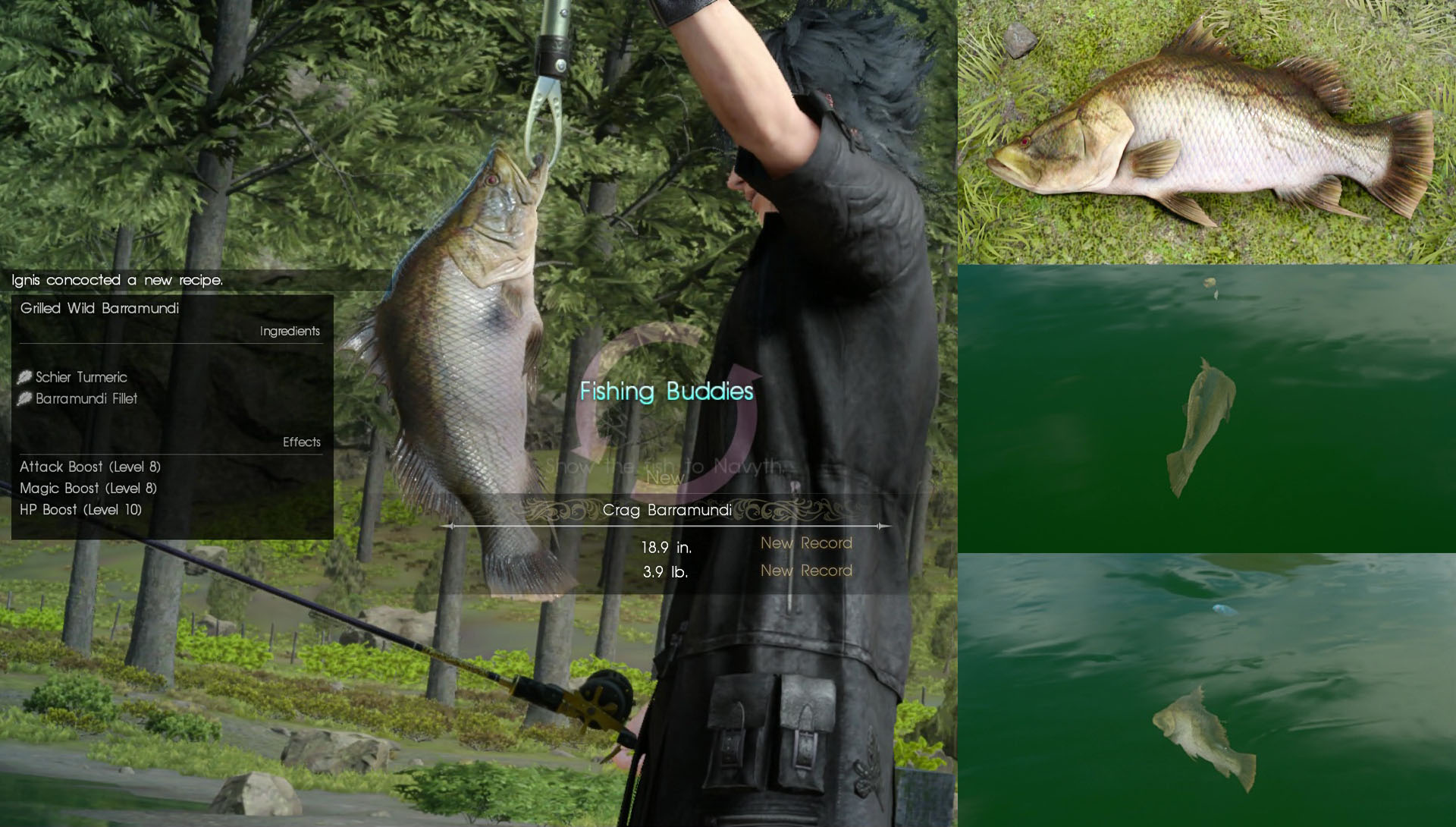 Ffxv fishing quest how to catch devil of the cygillan for Final fantasy 15 fishing guide