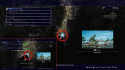 FFXV Metal Scraps Locations